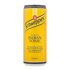 SCHWEPPES INDIAN TONIC 330ml
