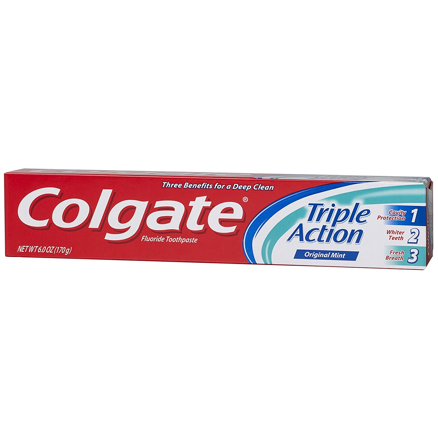 COLGATE TRIPLE ACTION ΟΔΟΝΤΟΚΡΕΜΑ 75ml