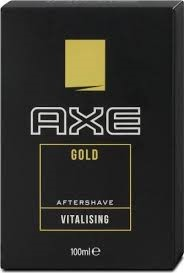 AXE GOLD AFTER SHAVE 100ML