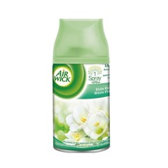 AIRWICK FRESHMATIC WHITE FLOWERS ΑΝΤΑΛΛΑΚΤΙΚΟ 250 ML